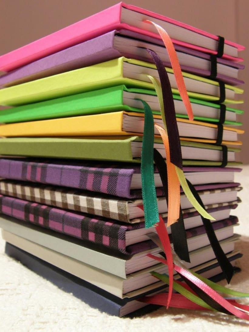 Arts & Crafts: Encuadernación artesanal 4