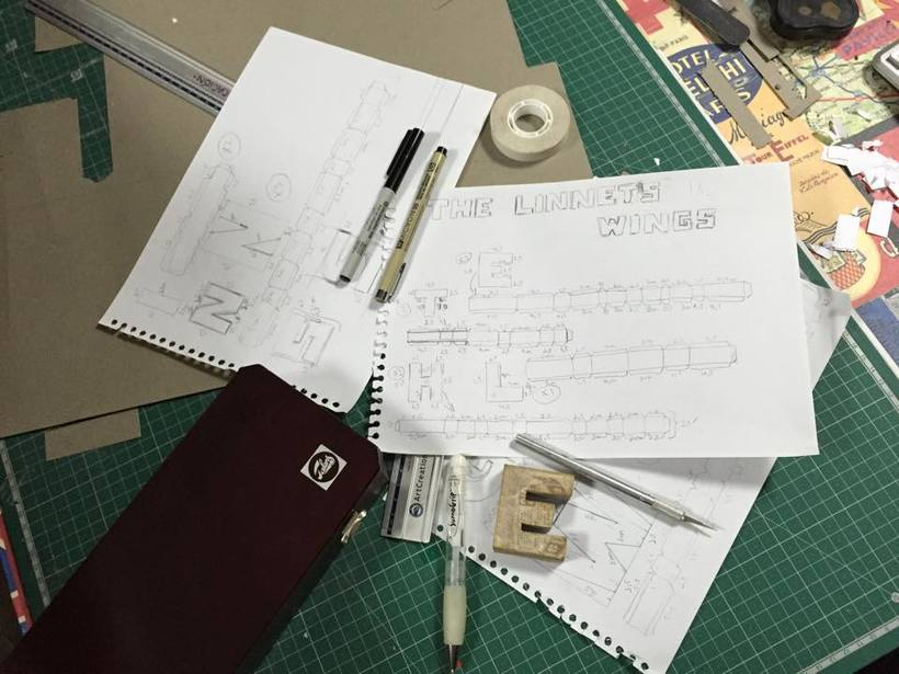 Mi Proyecto del curso Lettering a todo volumen 1