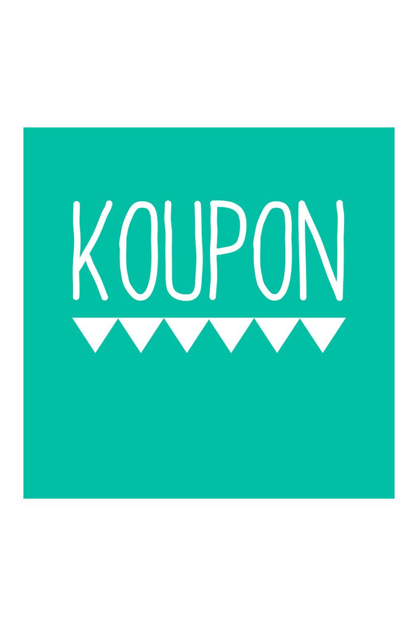 Koupon + Ticket Koupon Malasaña 0
