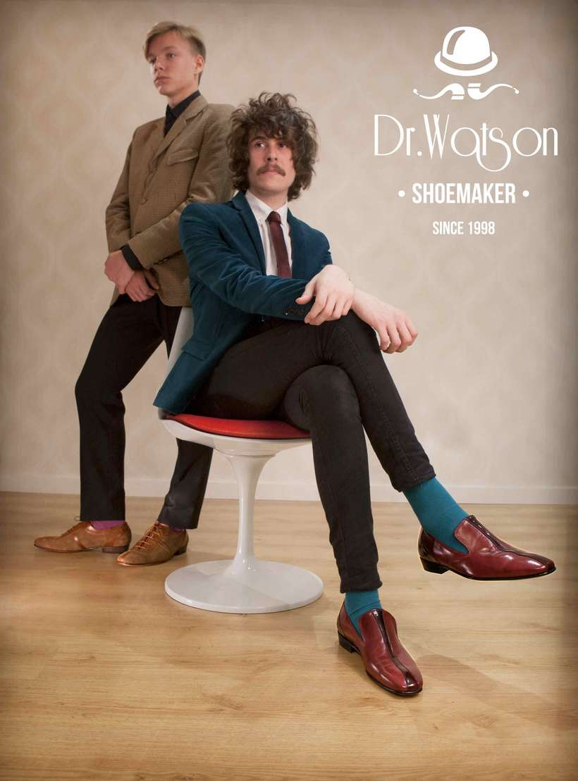 Dr. Watson Shoemaker 2