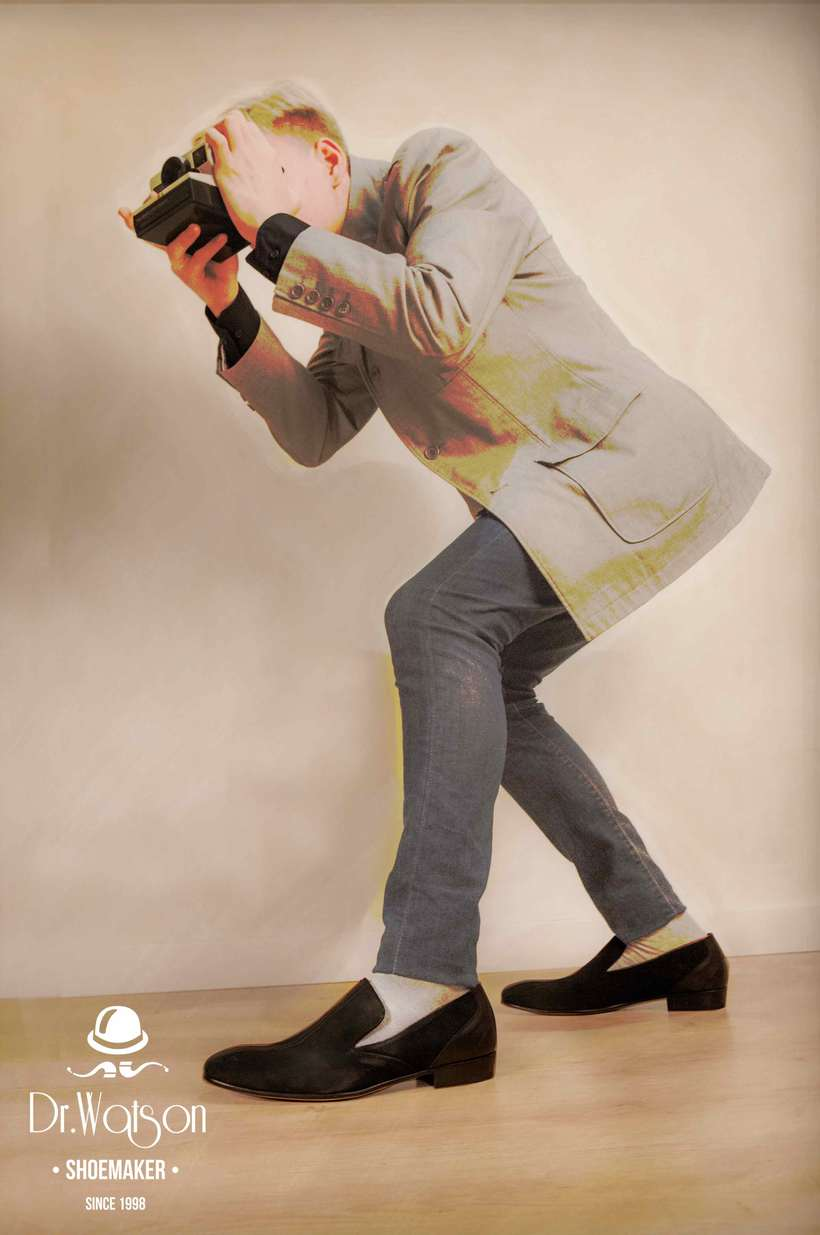 Dr. Watson Shoemaker 3