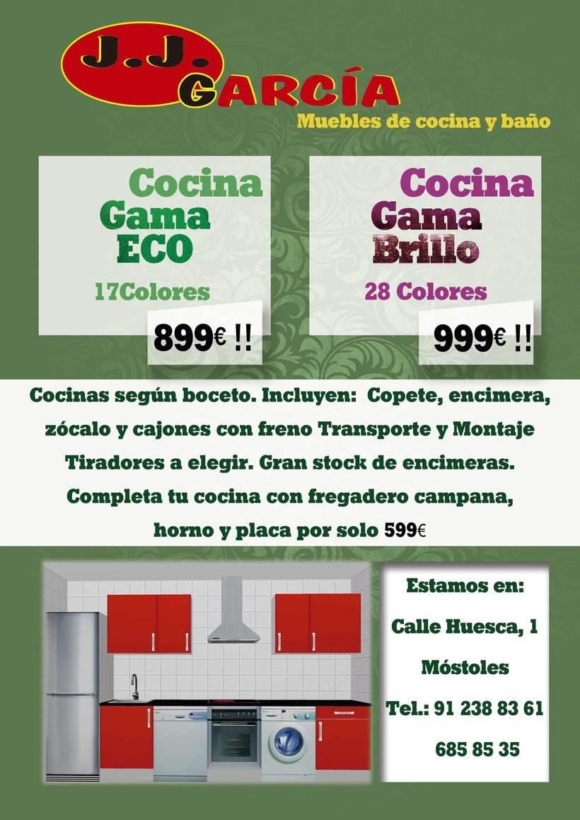 Lona Publicidad para Escaparate + Módulo publicitario 1 página completa para prensa en papel. 1