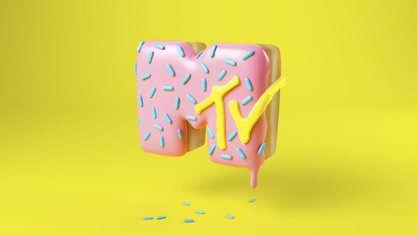 MTV  Logo 1
