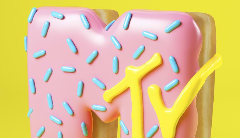 MTV  Logo 3