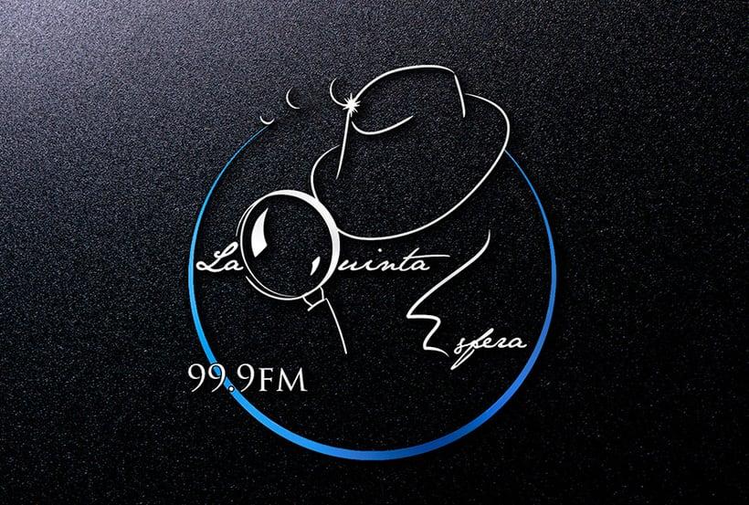 La Quinta Esfera - Logotipo 2