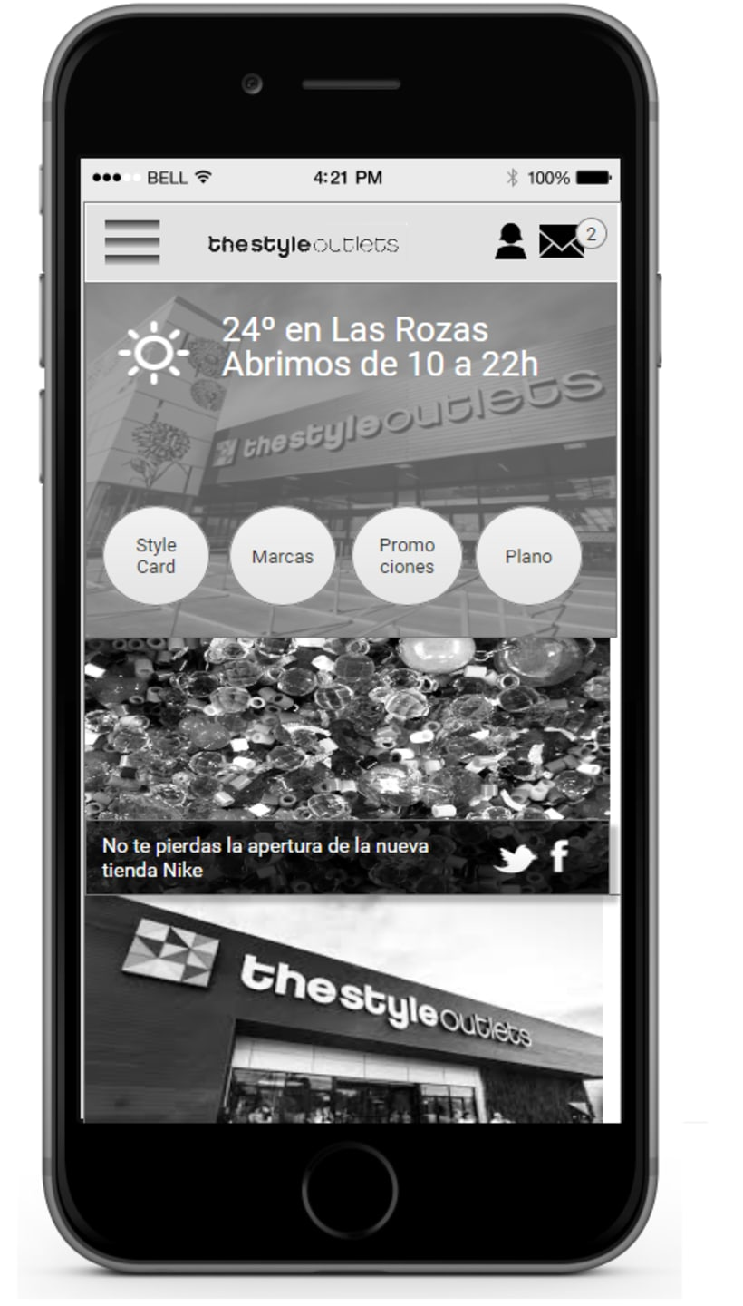The Style Outlets app -1