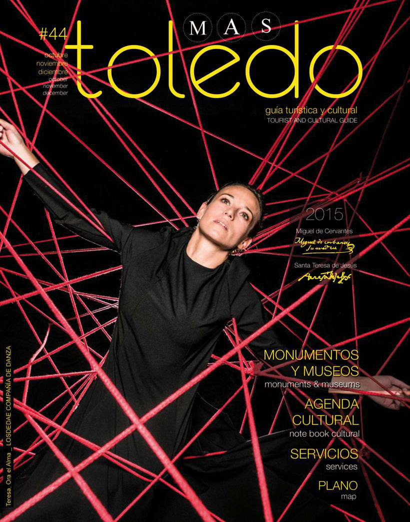 #44 MÁS TOLEDO, guía turística y cultural -1