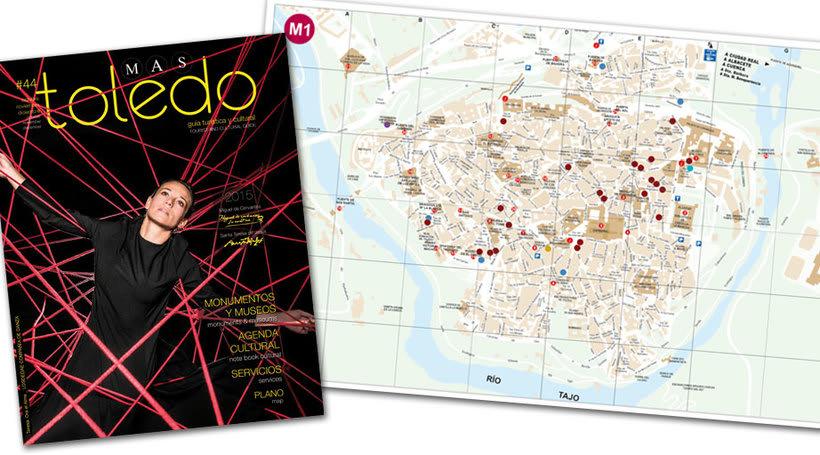 #44 MÁS TOLEDO, guía turística y cultural 1