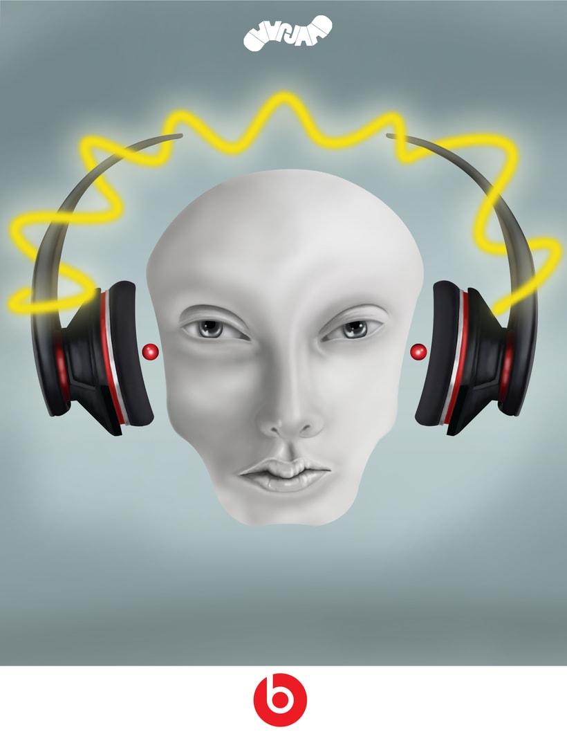 beats Ilustración Digital  -1