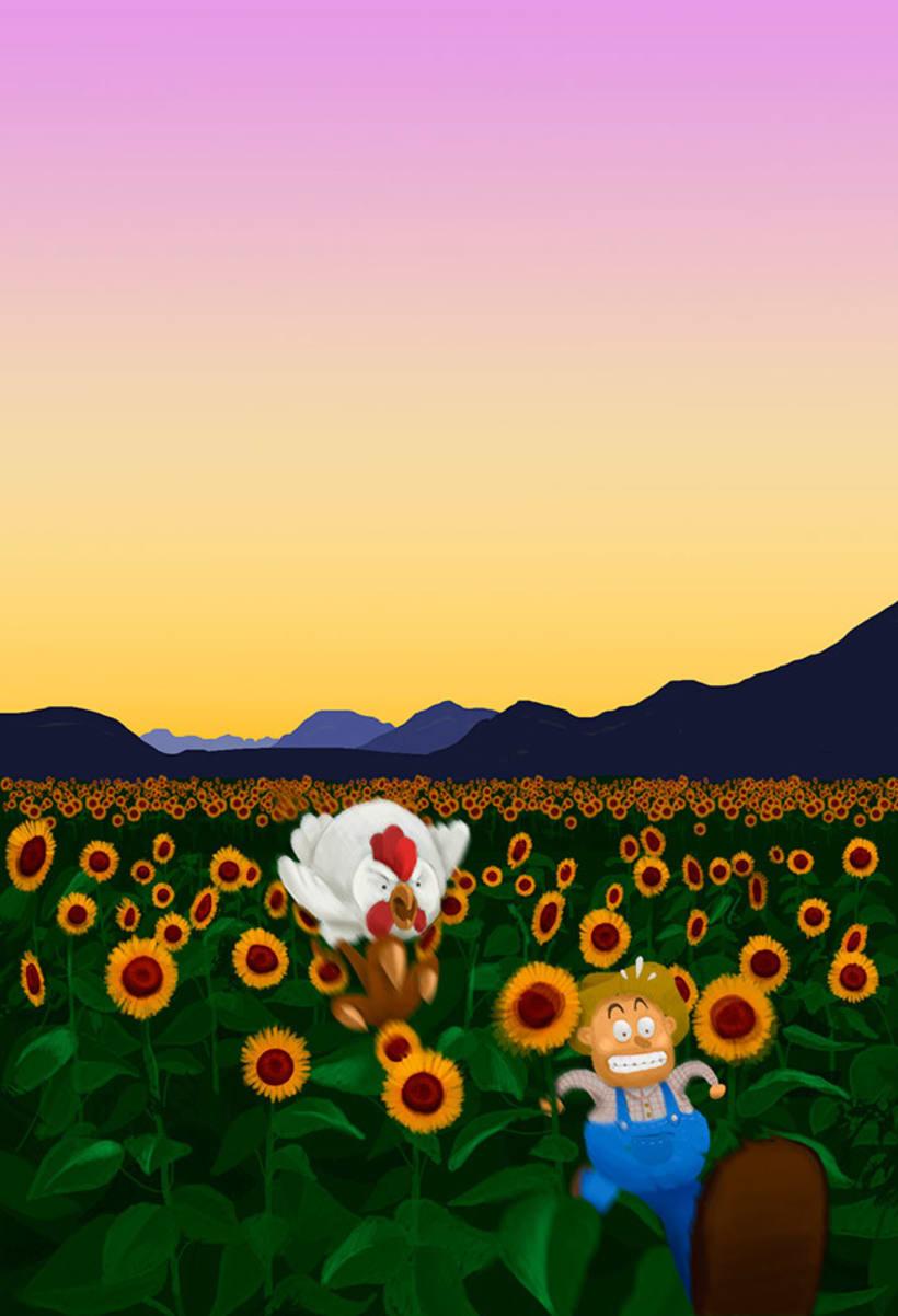 Sunflowers -1