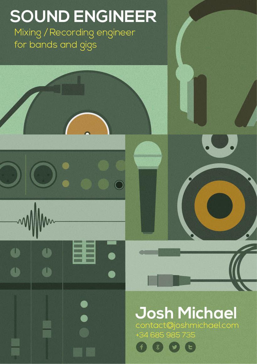 Sound Engineer  -1