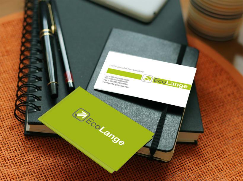 Identidad | Diseño brochure y tarjetas 2