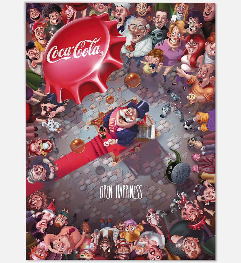 Coca-Cola | Press 0