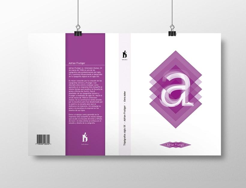 Cubiertas tipográficas  8