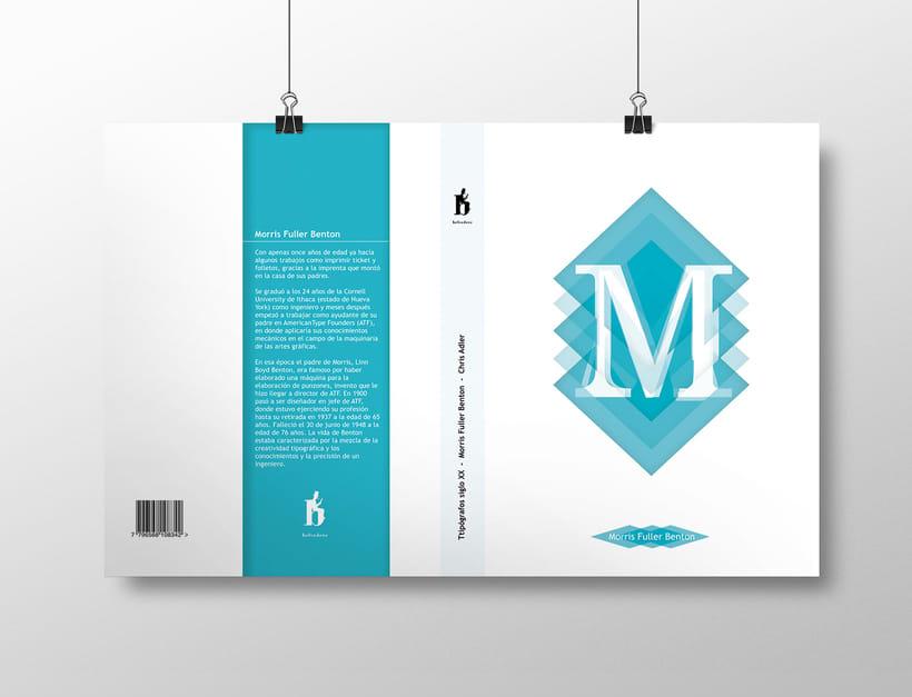 Cubiertas tipográficas  7