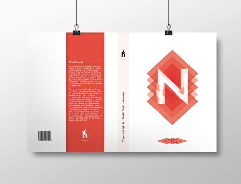 Cubiertas tipográficas  6