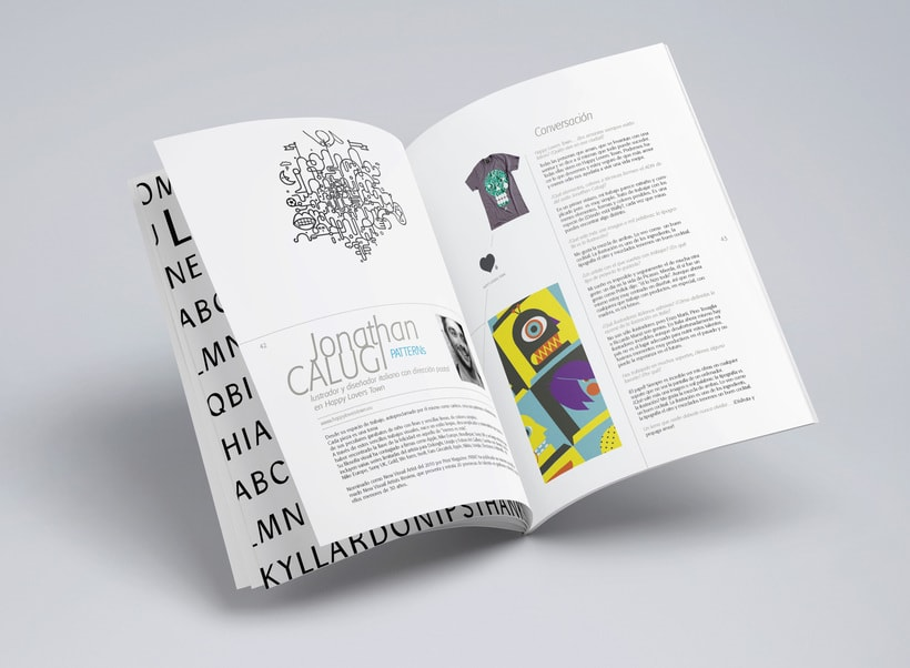 Muda revista domestika for Paginas de diseno de interiores