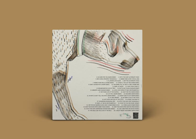 The basics vinyl. 3