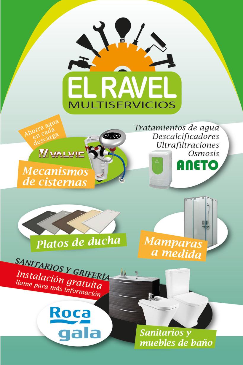 Identidad Corporativa Empresa Multiservicios Domestika # Miva Diseno Muebles