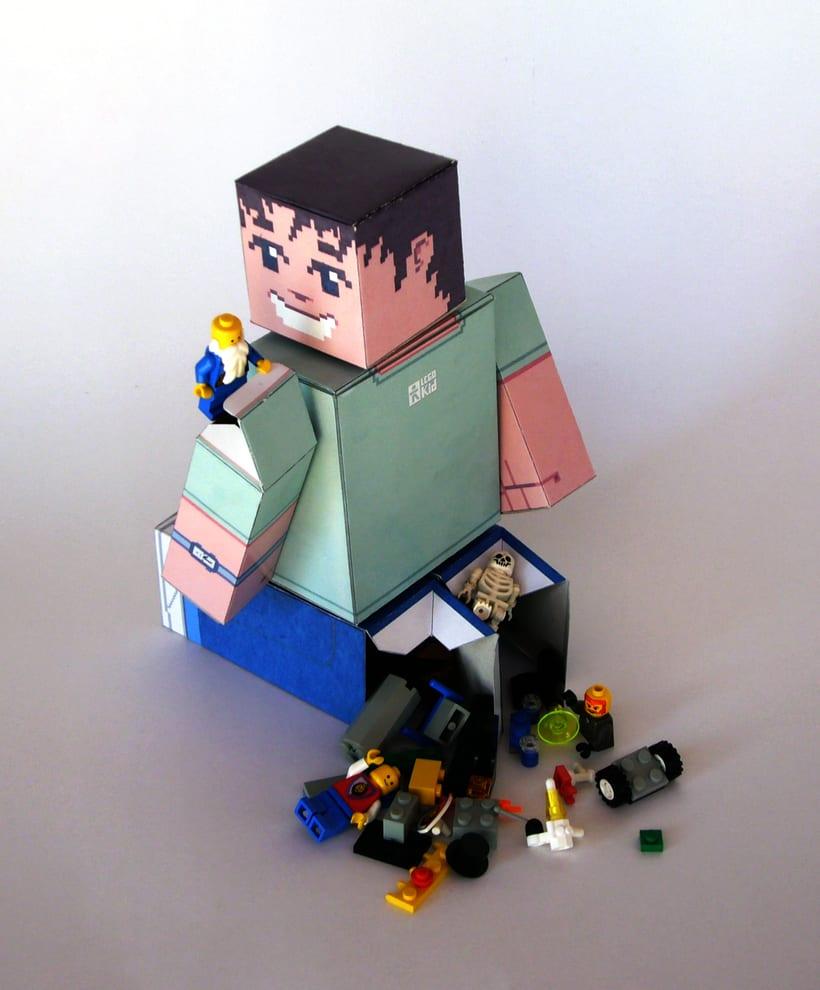 LEGO KID 3