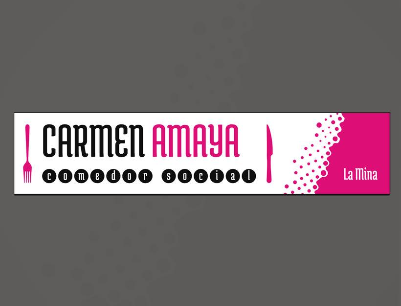"Comedor Social ""Carmen Amaya"" 1"