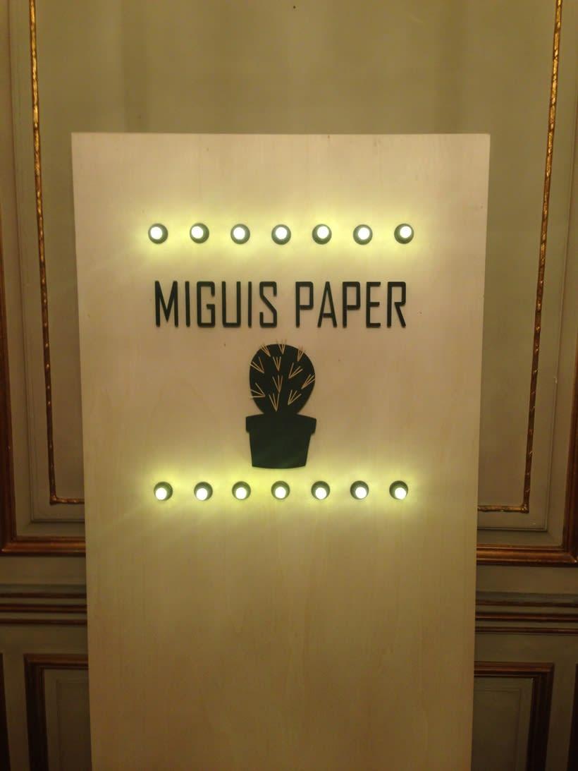 Miguis Paper - Invitaciones de Boda Online y en Papel 0