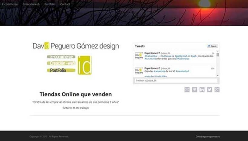 Diseño y creación de mi propia WebNuevo proyecto 0
