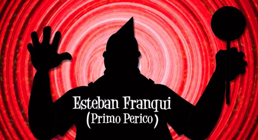El Sumiso Feliz - Starting Credits 1
