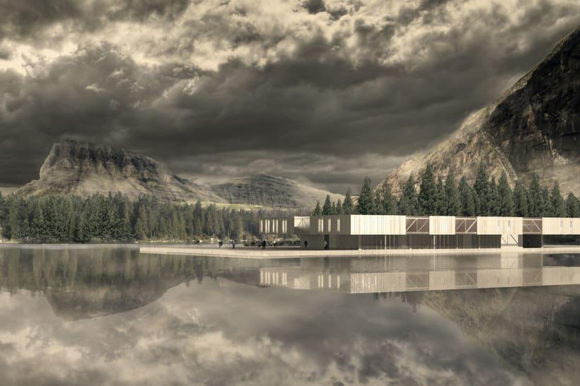 Equipamiento en el Lago 0