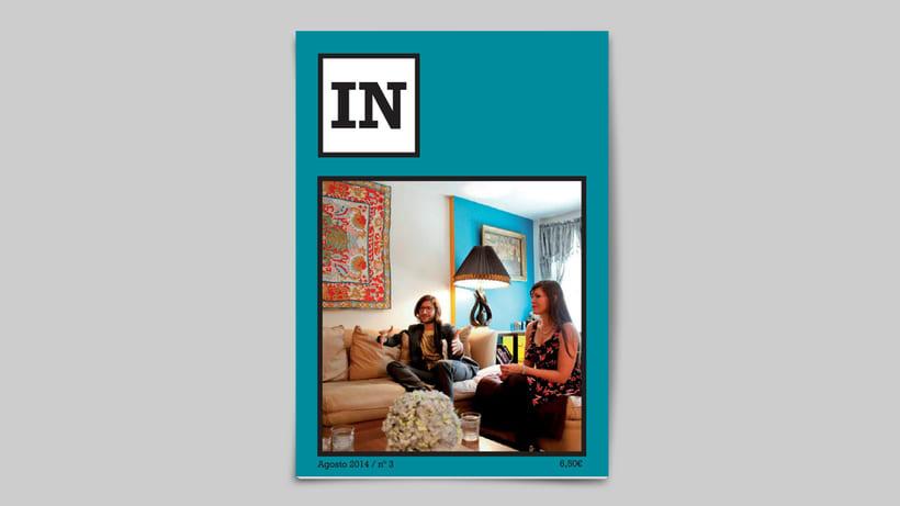 IN · Inspiración en interiores con personalidad. 1