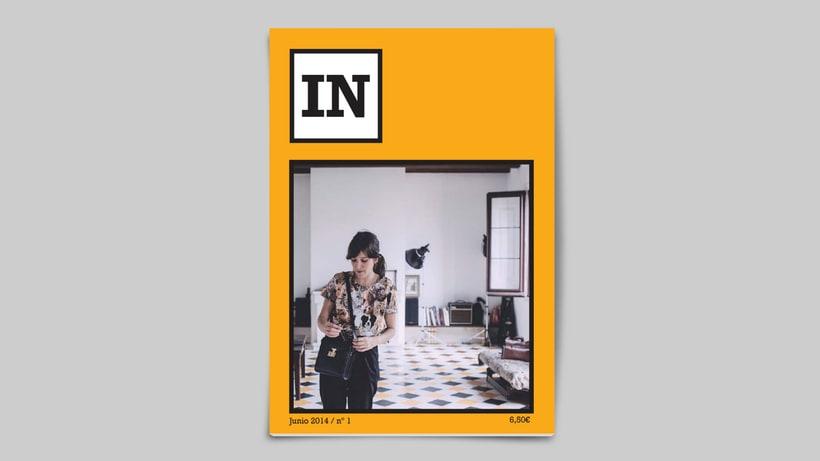IN · Inspiración en interiores con personalidad. 3