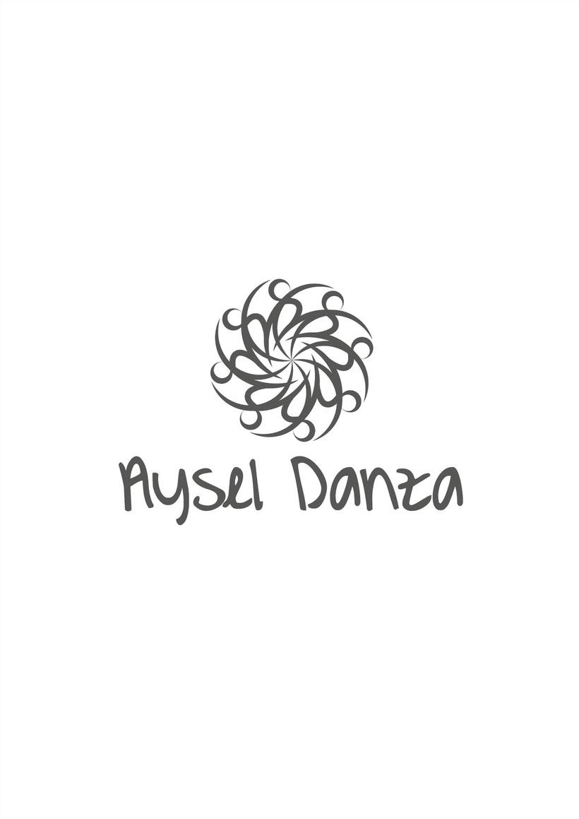 Logo para estudio de danza oriental 3
