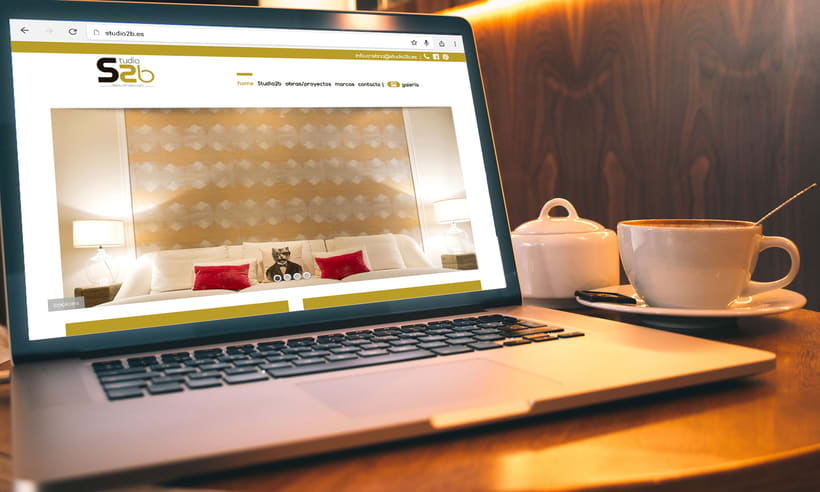Página web studio2b.es 0