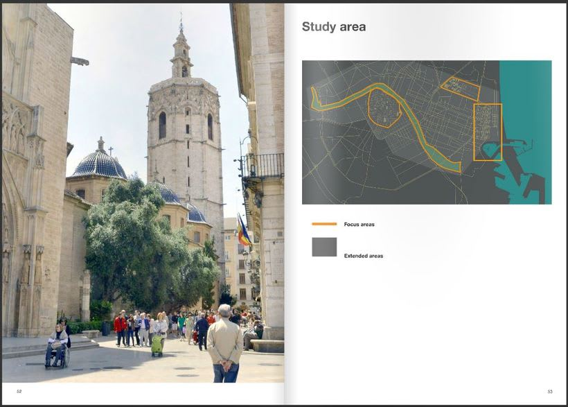 Dissertation project - Valencia Legible City, A wayfinding study 7