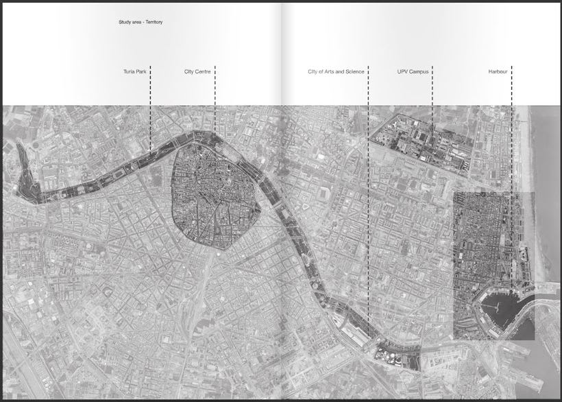 Dissertation project - Valencia Legible City, A wayfinding study 8