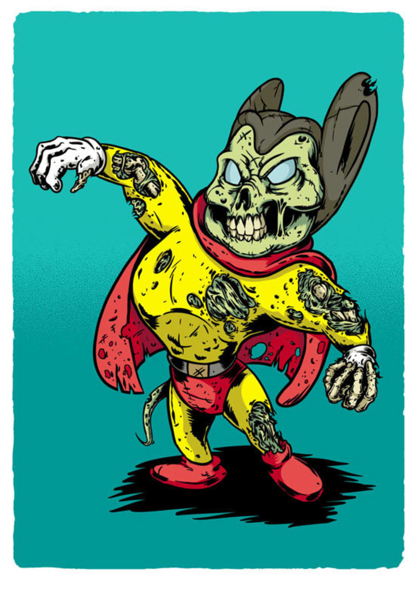 Zomb-Toons - Proyecto personal 9