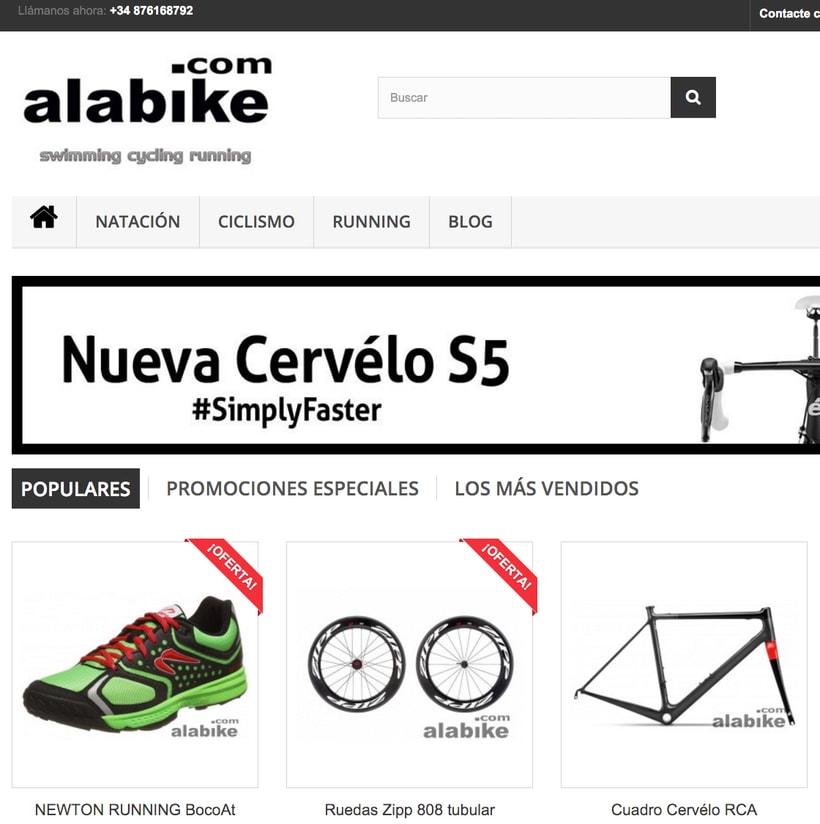 Alabike [tienda online] 0