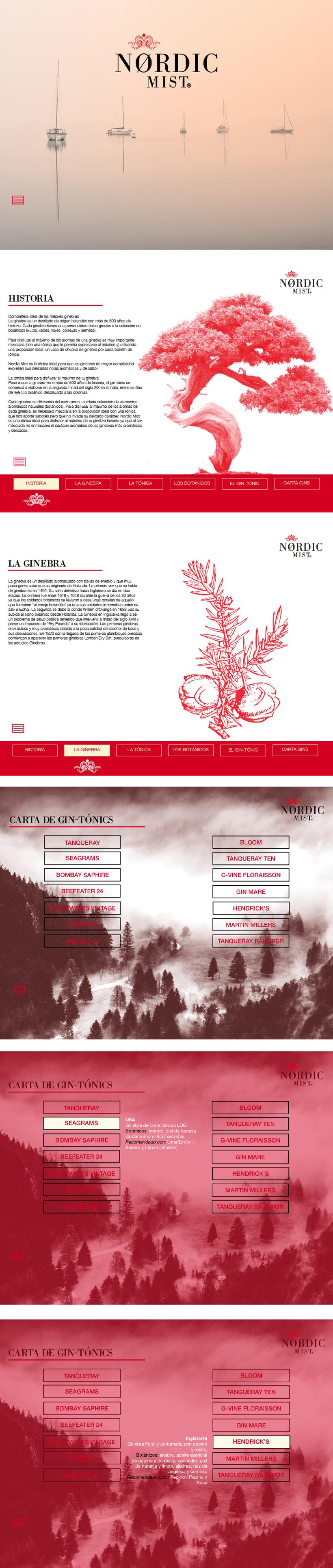 App Promocional Nordic Mist 0