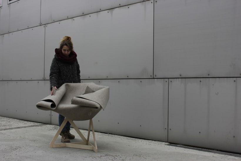 N oe ud - Organic Chair 2