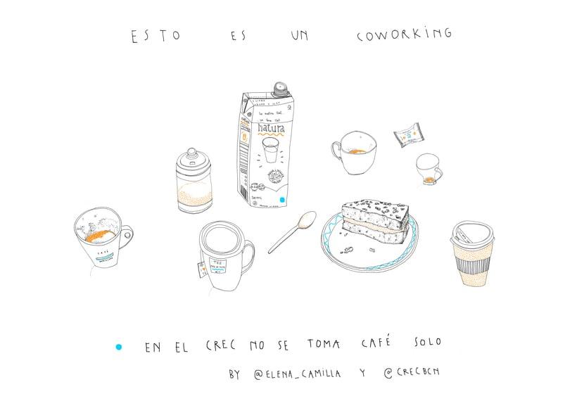 ESTO ES UN COWORKING // Diseño para el Crec Bcn. -1