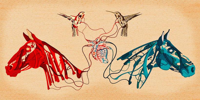 Corazón Siamés -1