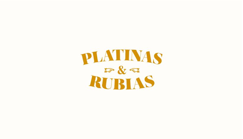 ━ PLATINAS & RUBIAS 0