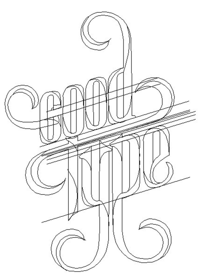 Proceso Lettering: Good Type  0