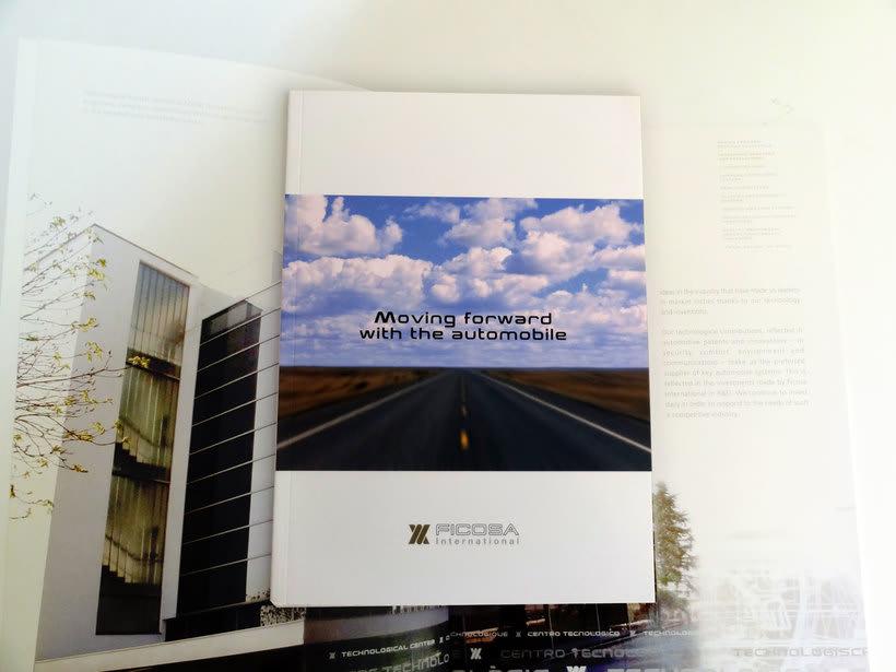 Ficosa International. Catalogo corporativo. -1