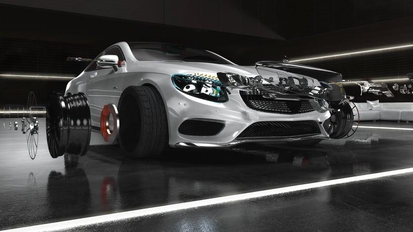 Mercedes S-Clase Coupé 5