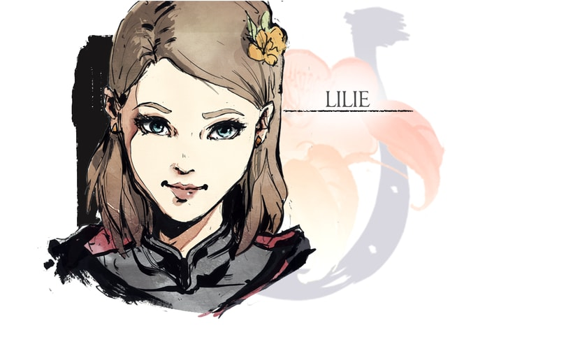 Lilie and The Brave Blacksmith 6