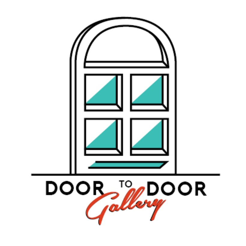Door to Door Gallery - Logo Design 1
