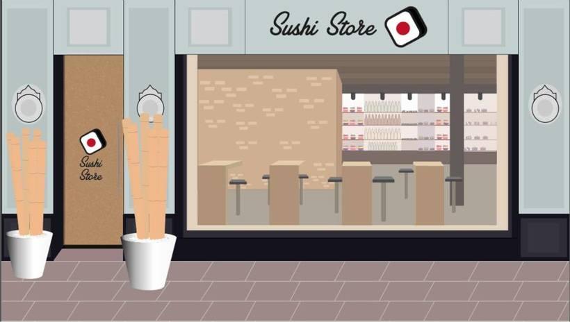sushi -1