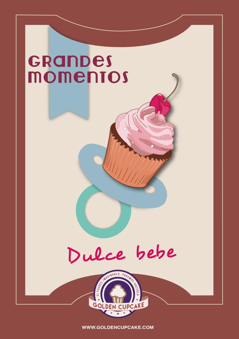 golden cupcake (proyecto final) -1
