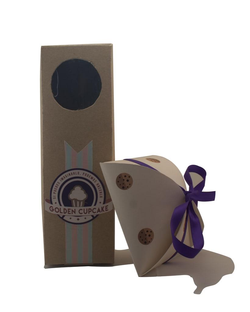 golden cupcake (proyecto final) 1